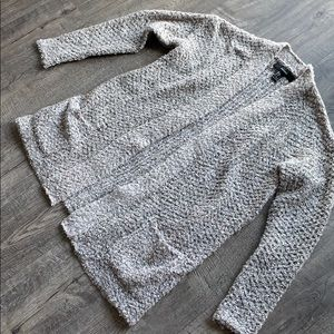 Forever 21 boucle cardigan